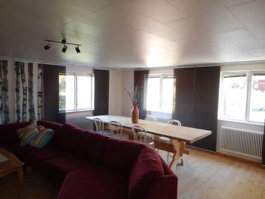 traumhaus am see mit platz f r 8 personen und charme region h lsingland andree 39 s angelreisen. Black Bedroom Furniture Sets. Home Design Ideas