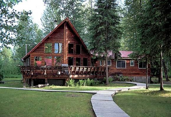 Alaska Haus Kaufen king point lodge lake creek alaska lake creek andree s