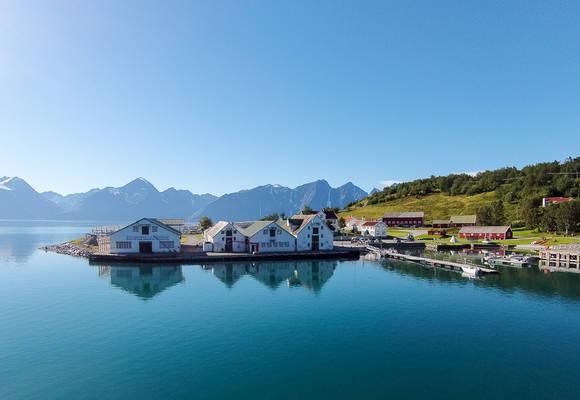 Havnnes handelsstedt haus banken nord norwegen for Norwegen haus
